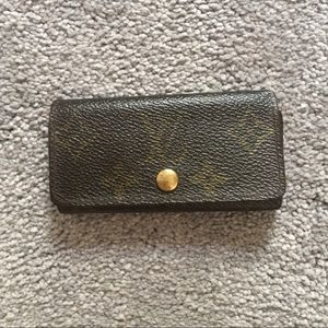 Vintage Louis Vuitton Key Holder